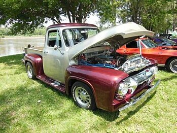 1954 Ford F100 for sale 100823707