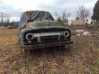 1954 Ford F100 for sale 100823921