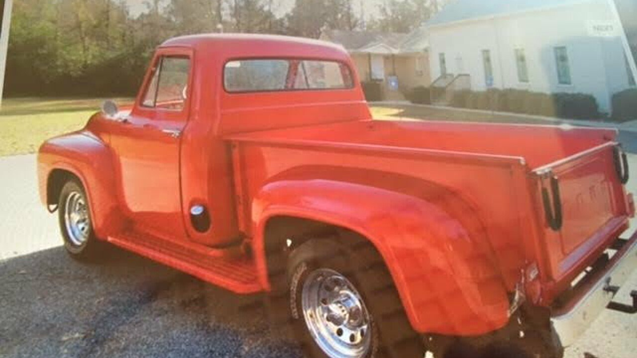 1954 Ford F100 For Sale Near Riverhead New York 11901 Classics On Dodge Pickup Truck 100835636