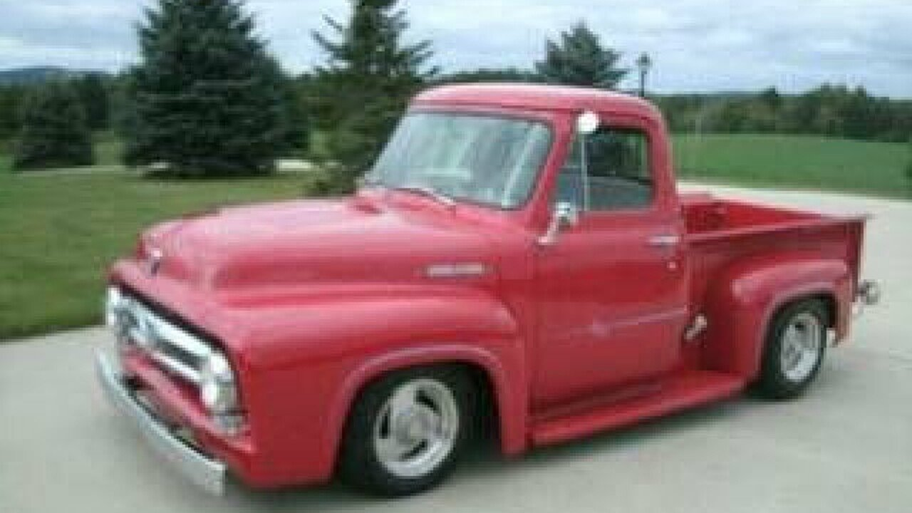 1954 Ford F100 for sale 100838722