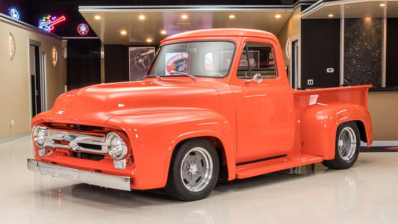 1954 Ford F100 Classics for Sale - Classics on Autotrader