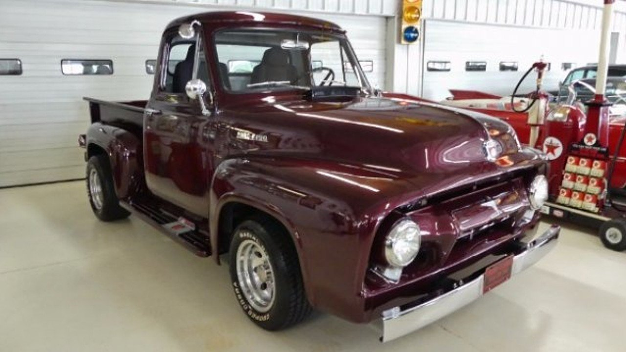 1954 Ford F100 for sale 100900328