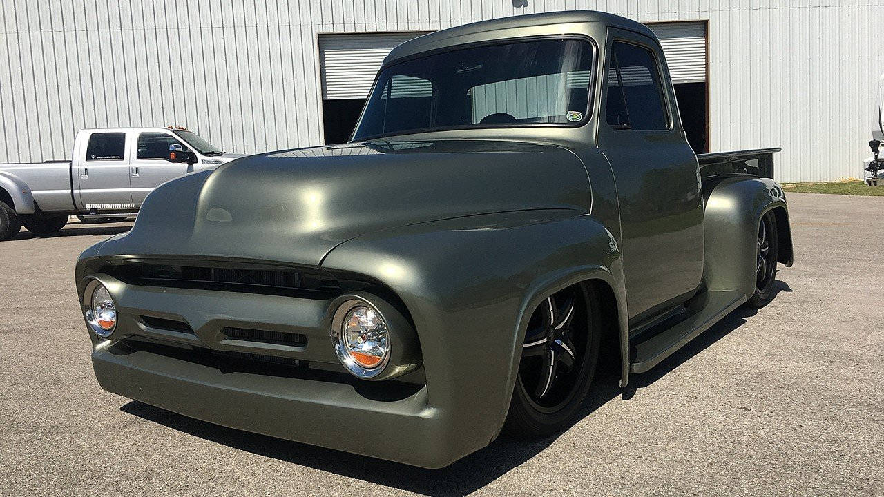 1954 Ford F100 For Sale Near Huffman Texas 77336 Classics On Pick Up 100999878