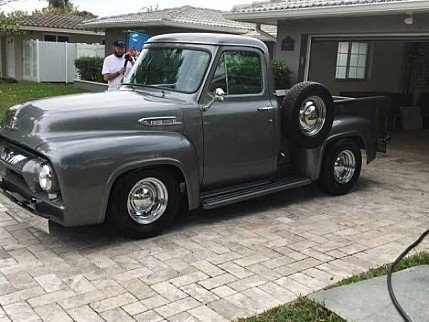 1954 Ford F100 for sale 100824206
