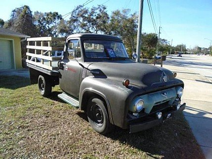 1954 Ford F250 for sale 100854235