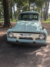 1954 Ford F250 2WD Regular Cab for sale 100973993