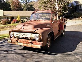 1954 Ford F350 for sale 100984438