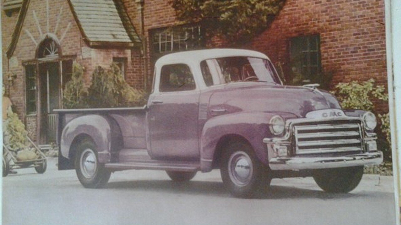 1954 GMC Pickup for sale 100883386
