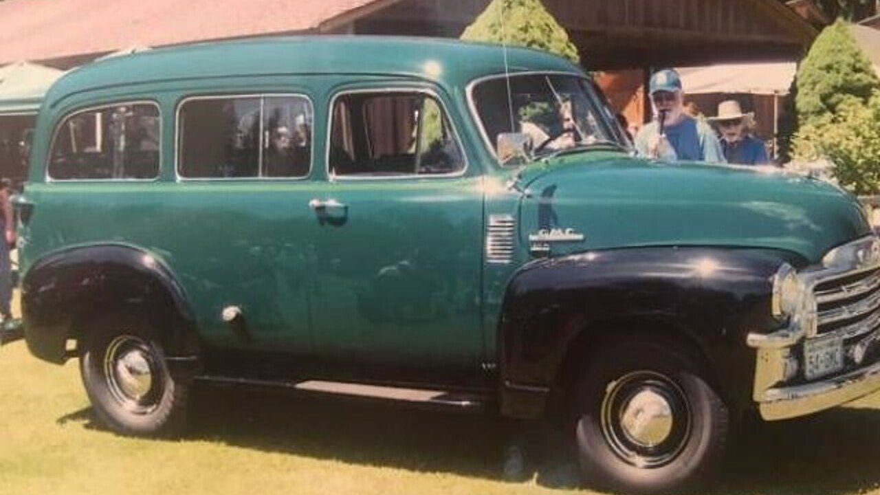 1954 GMC Suburban for sale 100930524