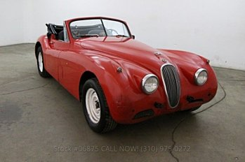 1954 Jaguar XK 120 for sale 100757168
