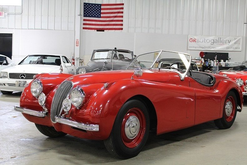 1954 Jaguar XK 120 For Sale 100873169