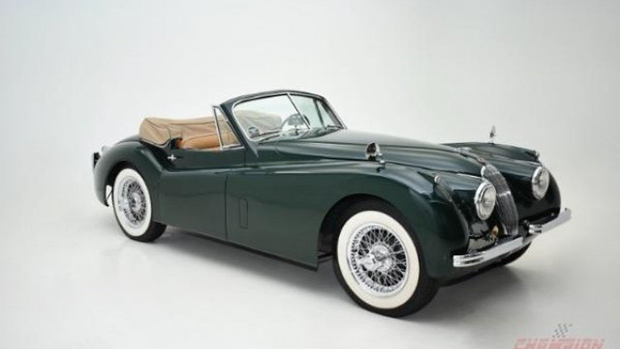 1954 Jaguar XK 120 for sale 100890855