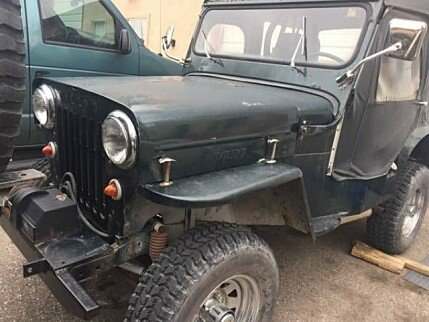 1954 Jeep Other Jeep Models for sale 100871452