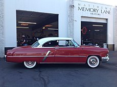1954 Lincoln Capri for sale 100788784