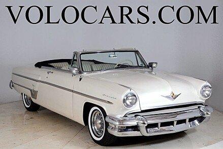1954 Lincoln Capri for sale 100830100