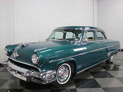 1954 Lincoln Capri for sale 100851128