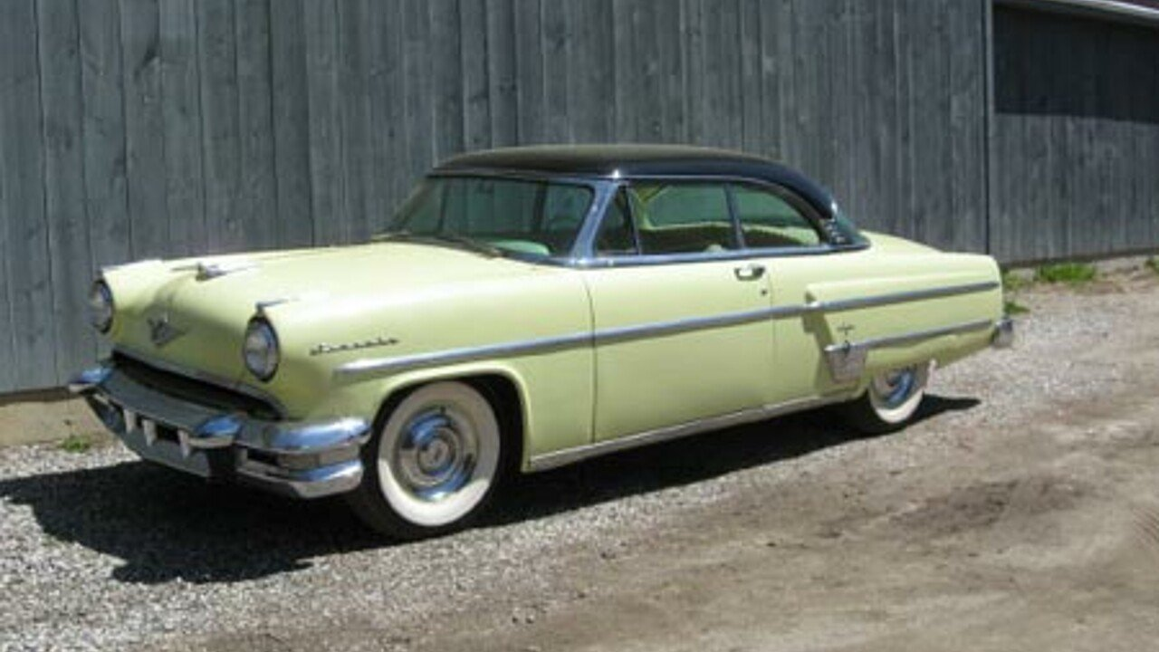 Police Car Auctions Near Me >> 1954 Lincoln Capri for sale near Freeport, Maine 04032 ...