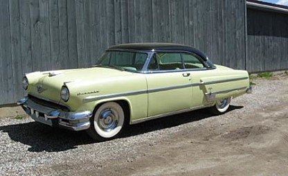 1954 Lincoln Capri for sale 100742033