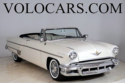 1954 Lincoln Capri for sale 100841838
