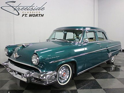 1954 Lincoln Capri for sale 100851128