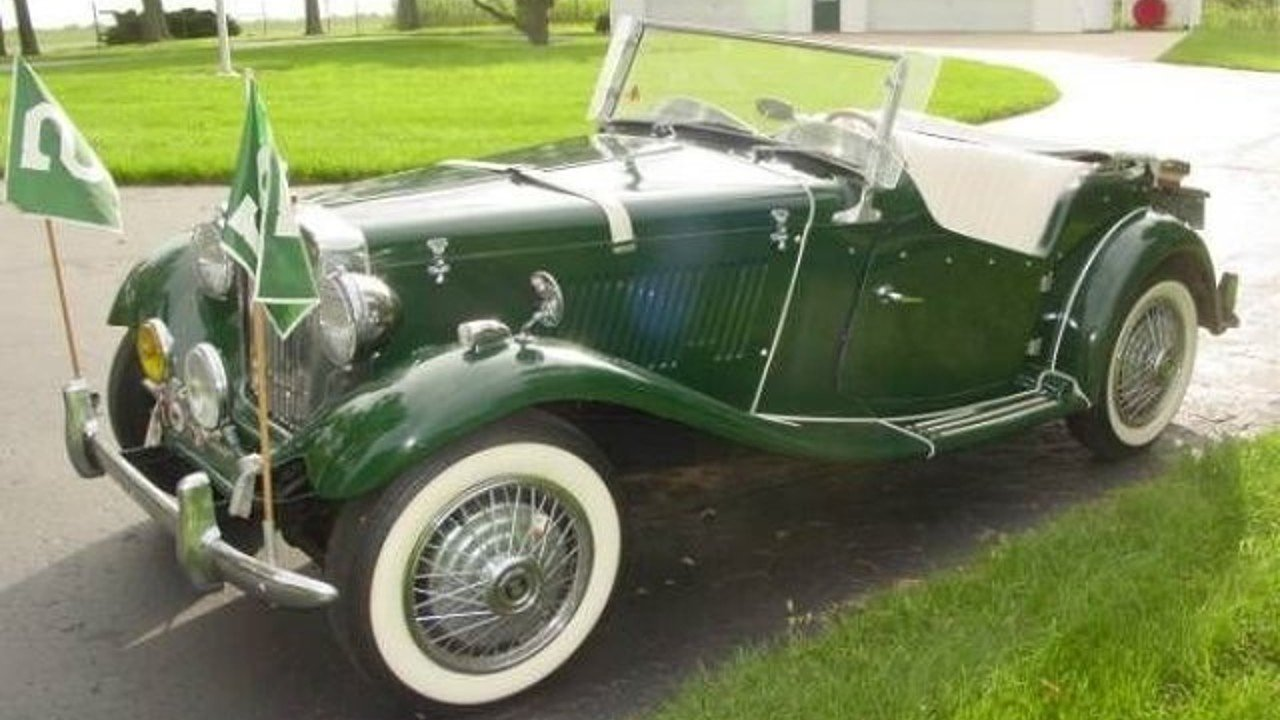 1954 MG Other MG Models for sale near Cadillac, Michigan 49601 ...