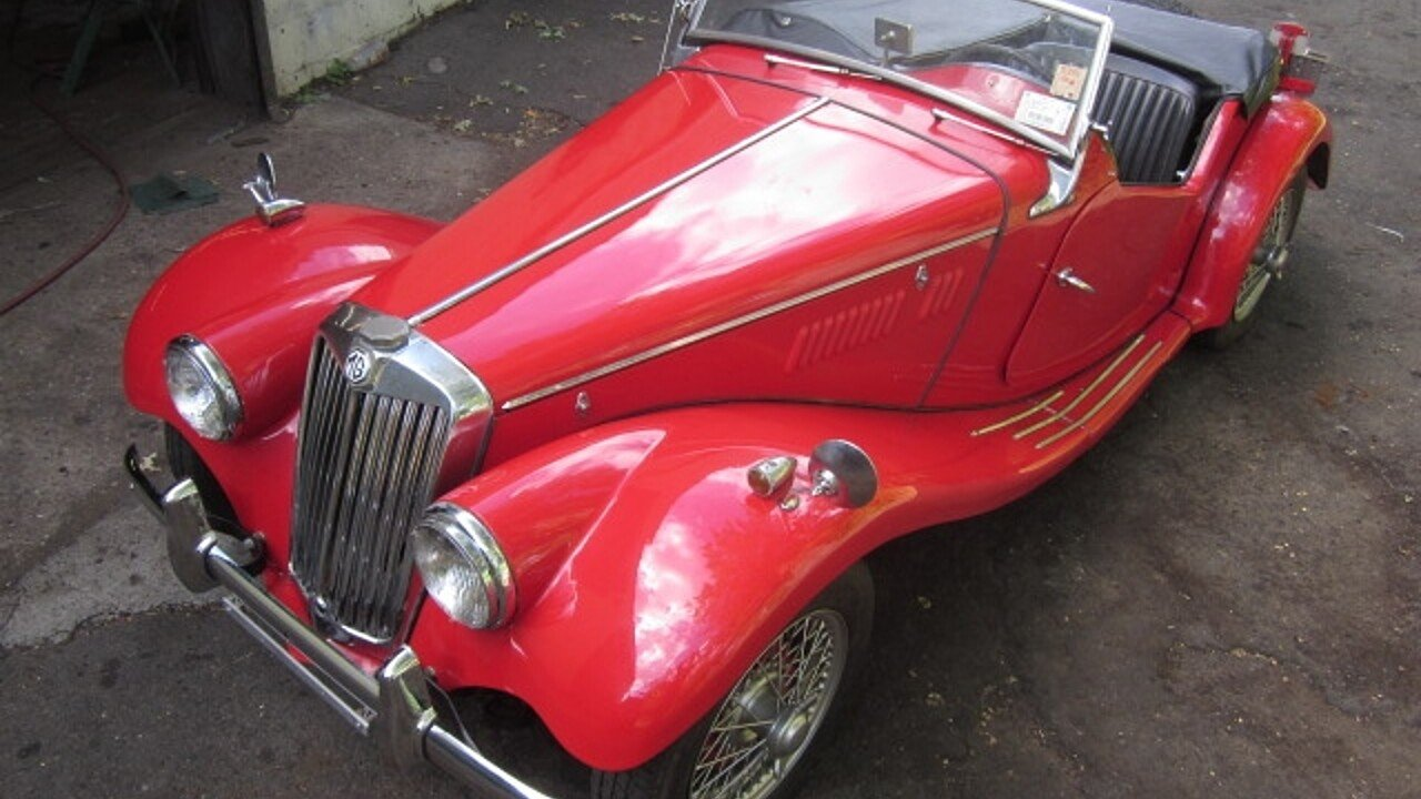 1954 MG TF for sale 100794220