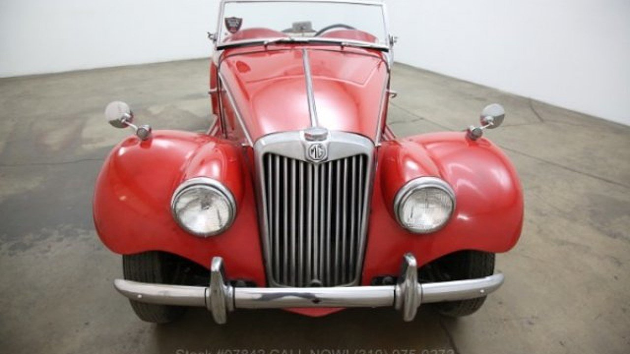 1954 MG TF for sale near Los Angeles, California 90063 - Classics on ...