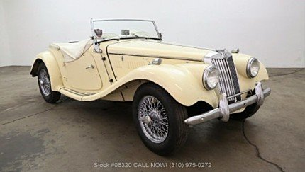 1954 MG TF for sale 100872985