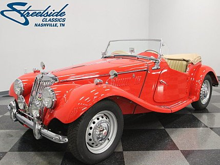 1954 MG TF for sale 100923210