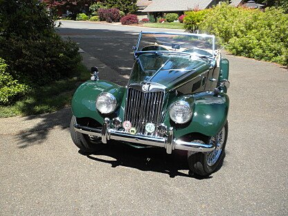 1954 MG TF for sale 100996657