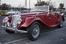 1954 MG TF for sale 100996897