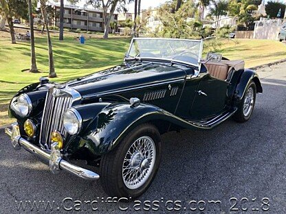 1954 MG TF for sale 101003347