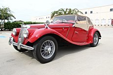1954 MG TF for sale 101040954