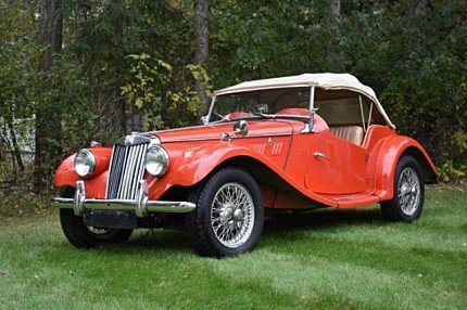 1954 MG TF for sale 101045554