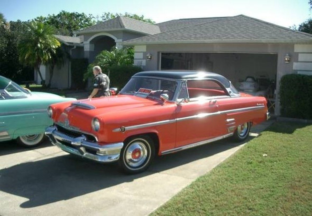 Classic Cars For Sale California Usa: 1954 Mercury Monterey For Sale Near Woodland Hills