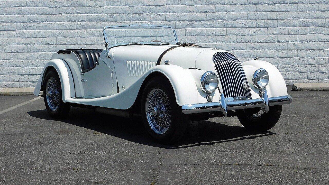 Vehicles For Sale: 1954 Morgan Plus 4 For Sale Near Carson, California 90745