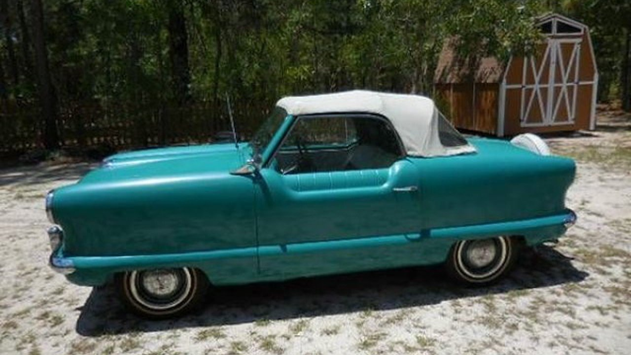 1954 Nash Metropolitan for sale 100893857
