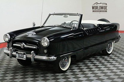 1954 Nash Metropolitan for sale 100956822