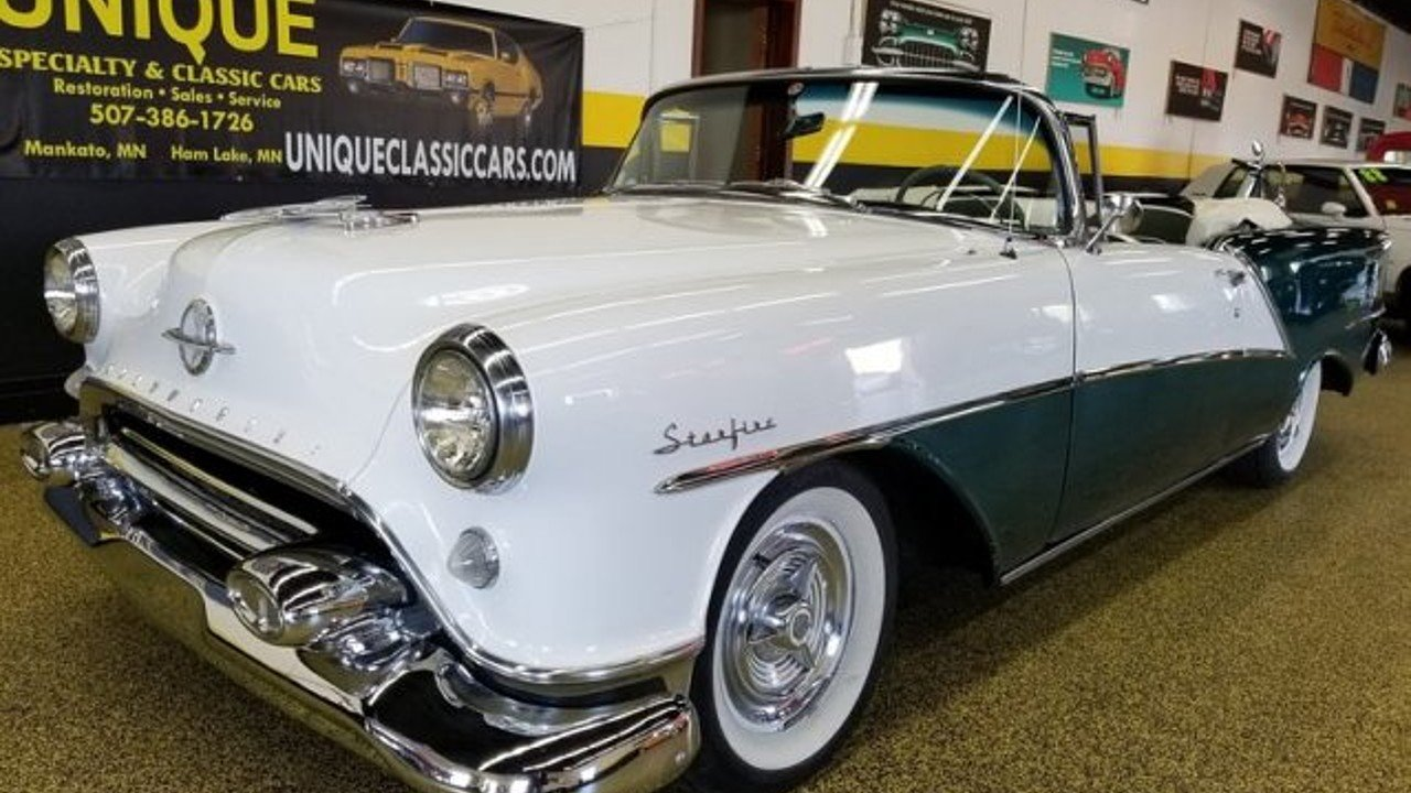 1954 Oldsmobile Starfire for sale near Mankato, Minnesota 56001 ...