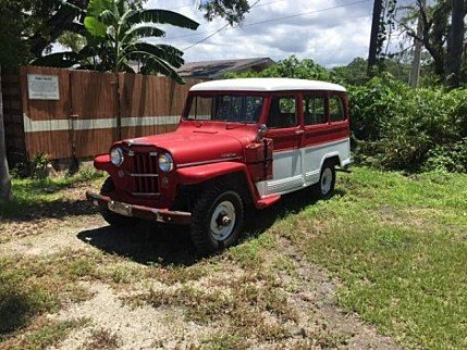 1954 Willys Other Willys Models for sale 100891090