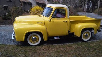 1954 ford F100 for sale 100824004
