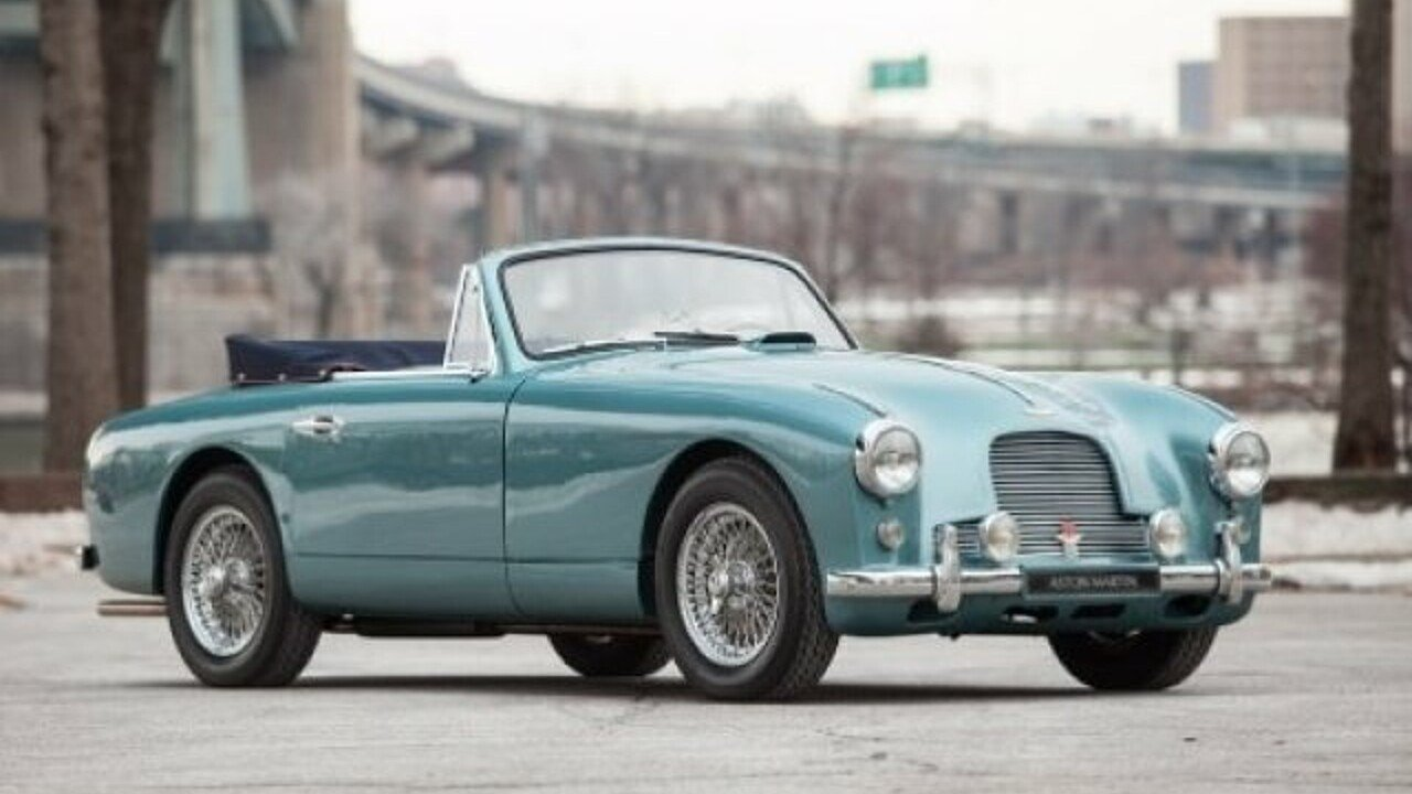 1955 Aston Martin DB2-4 for sale 100020787