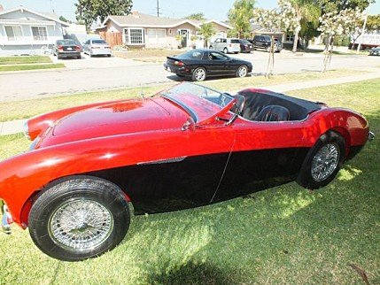 1955 Austin-Healey 100M for sale 100796617