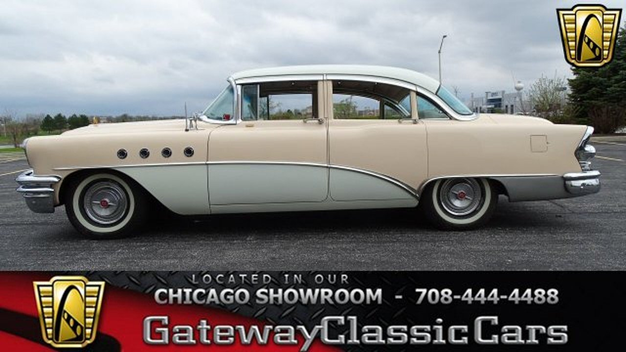 1955 Buick Roadmaster for sale 100984596