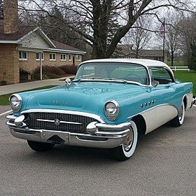 1955 Buick Roadmaster for sale 100864477