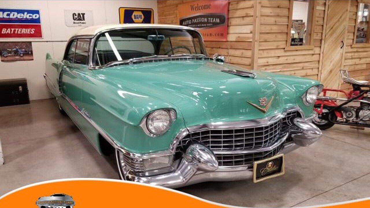 1955 Cadillac De Ville For Sale Near Saint George Utah 84770 Fleetwood Engine 100981888