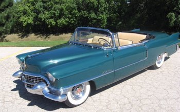 1955 Cadillac Eldorado Convertible for sale 101000955