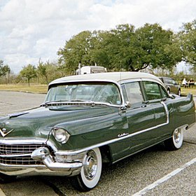 1955 Cadillac Series 62 for sale 100744078