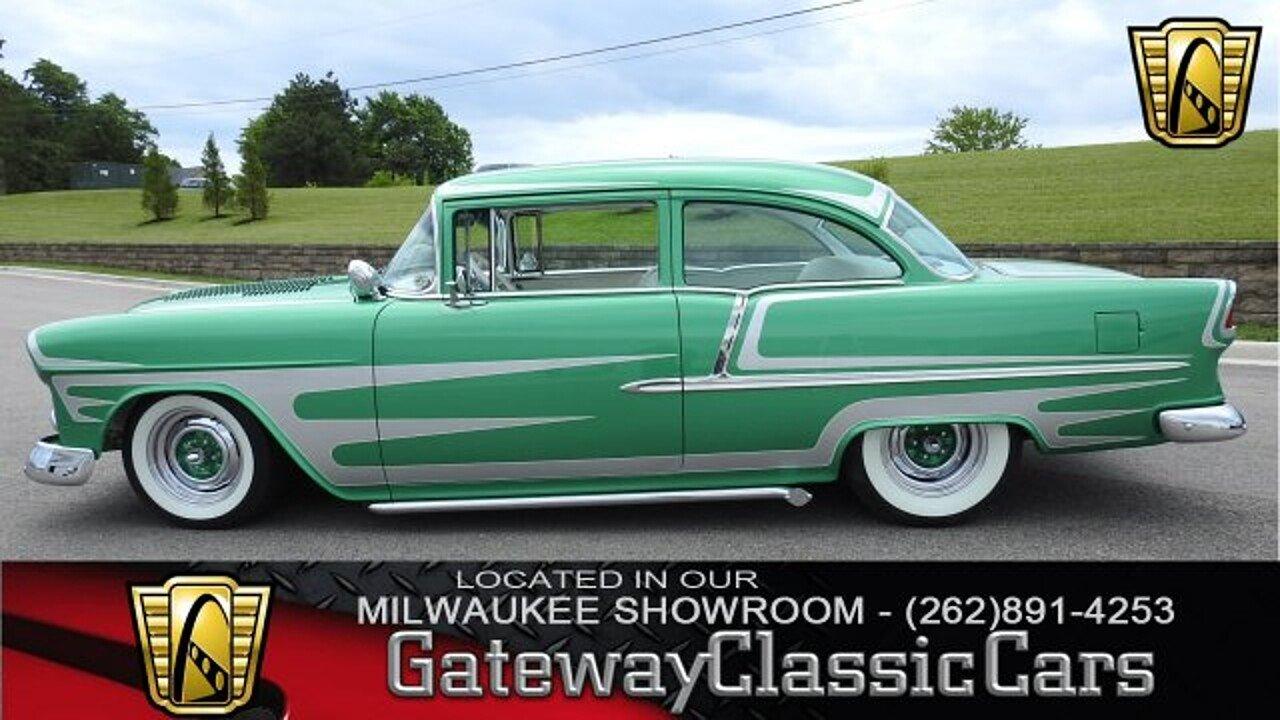 1955 Chevrolet 210 for sale near O Fallon, Illinois 62269 - Classics ...