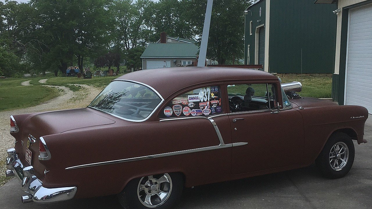1955 Chevrolet 210 for sale 101001548